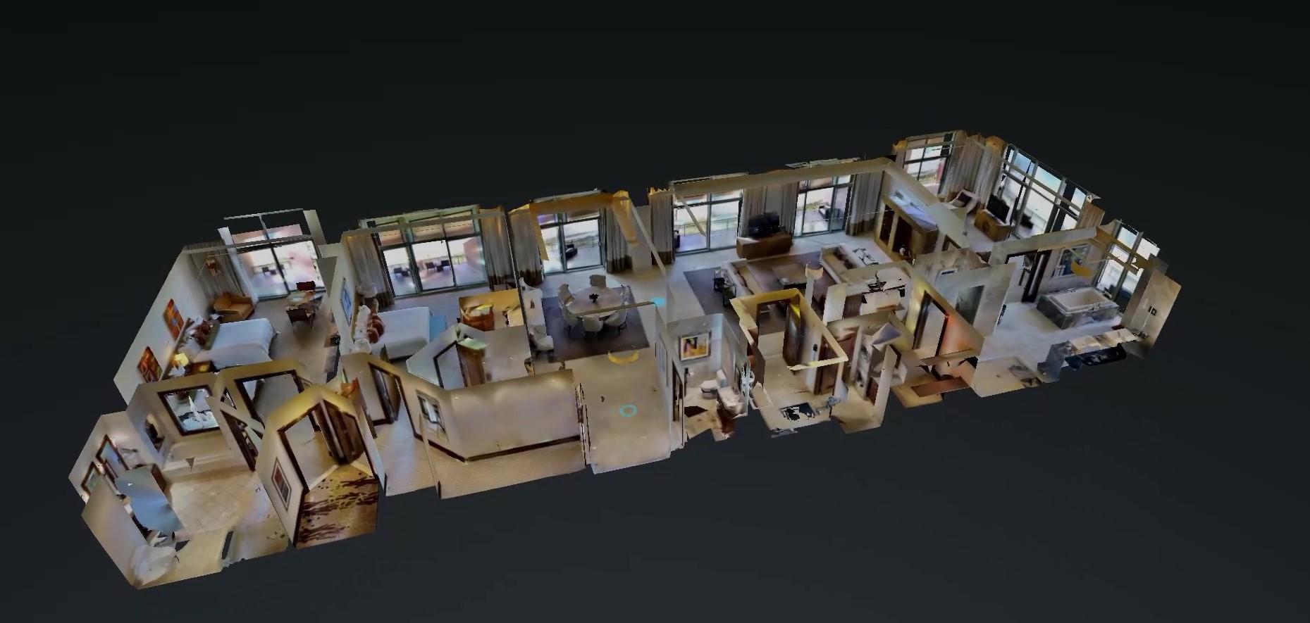 Virtuelle 3D Rundgang