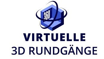 Virtuelle 3D Rundgänge
